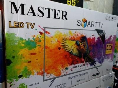 MASTER SMART TV 55 INCH ማስተር ስማርት ቲቪ 55 ኢንች