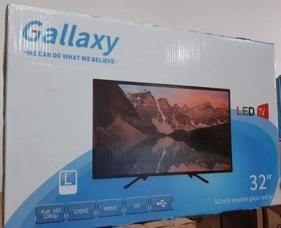 Gallaxy LED TV  32 inch