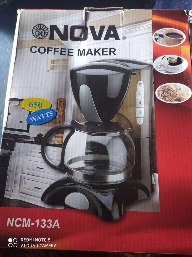 Nova Coffee Maker