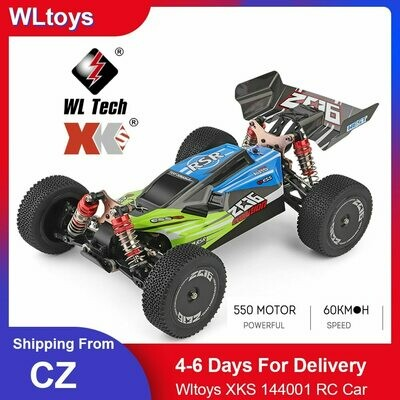 RC Buggy Toys RTR Drift Car Rc-Car 4WD Off-Road Racing 144001 High-Speed 60km/H 1/14-2.4ghz