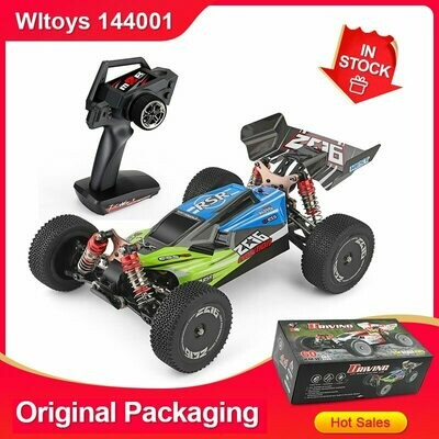 Racing RC Vehicle-Models-Toys Remote-Control High-Speed Children Quality-Assurance 60km/H