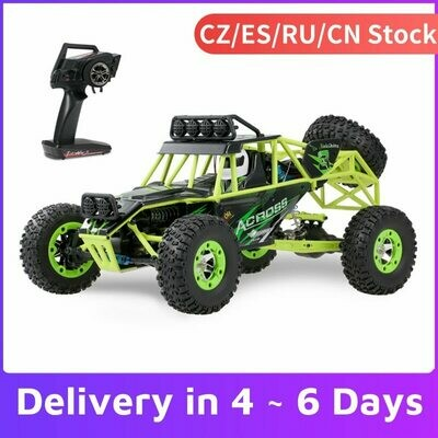 Cars Monster Truck Electric-Toys Radio-Control Rc-Car Rc Buggy 4WD Off-Road High-Speed
