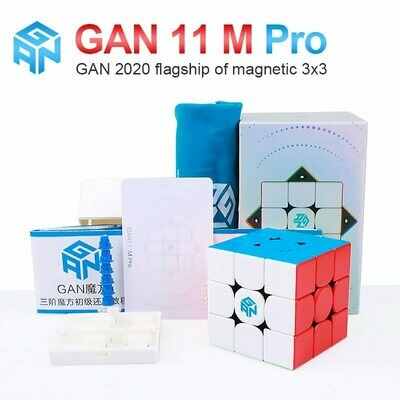 Puzzle Cubes Toys Magnets GAN Magic-Speed GAN11M Kids Professional 3x3x3 for Children