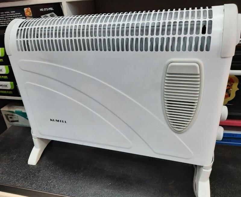 Kumtel Fan Heater