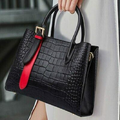 Tote-Bags Purses Handbags-Colors ZOOLER Crocodile Women Luxury Brand