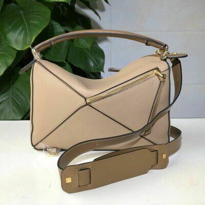 Multi-color Geometric Bag Women's handbags famous designer bags ladies crossbody cowhide leather bags shoulder Diagonal Bags 29