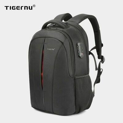 Laptop Backpacks Mochila-Bag Rucksack Men Student Tigernu Schoolbag Waterproof Male