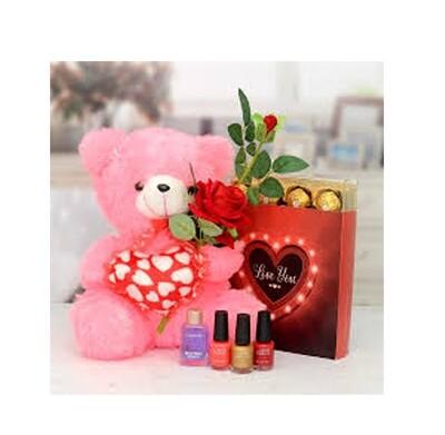 ሶደሬ የፍቅረኛሞች ቀን የስጦታ ጥቅል Sodere Valentine Day Gift Package 1