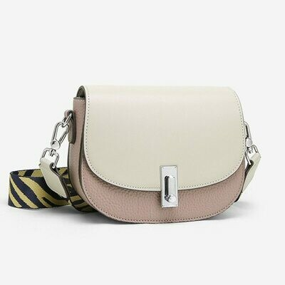 Message-Bag Elegant Fashion Bags Shoulder-Strap Woman with Female New-Arrival