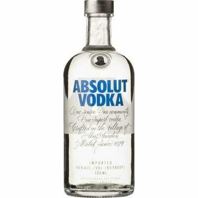 Absolut vodka (Ethiopia Only)