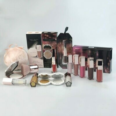 Makeup-Set Lipgloss-Kit Hilighter-Palette-Powder Professional Wholesale Christmas-Gift