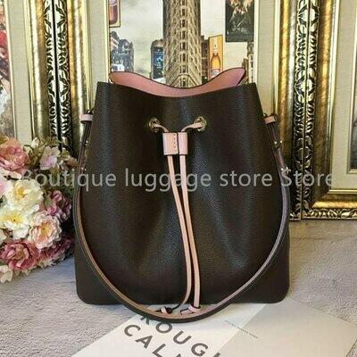 Handbag Bucket-Bag Messenger-Bag Top-Quality Classic Hot-Selling Women's Fashion Ladies