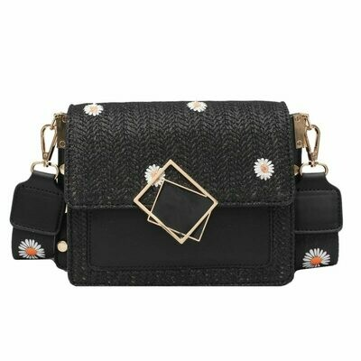 Female Bag Square-Bags Clamshell Messenger Shoulder Small Women's New-Fashion Wild
