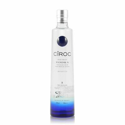 CIROC SNAP FROST VODKA (Ethiopia Only)