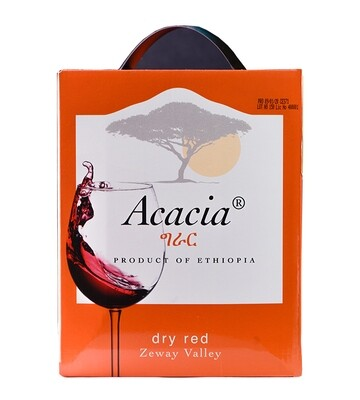 ACACIA DRY RED WINE (Ethiopia Only)