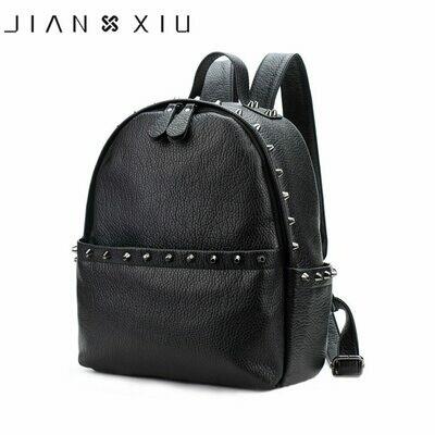 Brand Women Bag Backpack School-Bags Mochilas-Mochila Feminina JIANXIU Rugzak Pu Bolsas