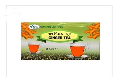 Ginger Tea (Ethiopia Only)