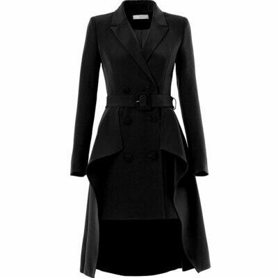 Coat Suit Tuxedo Western-Style European-Station Fashion Spring of And Autumn Sense Small