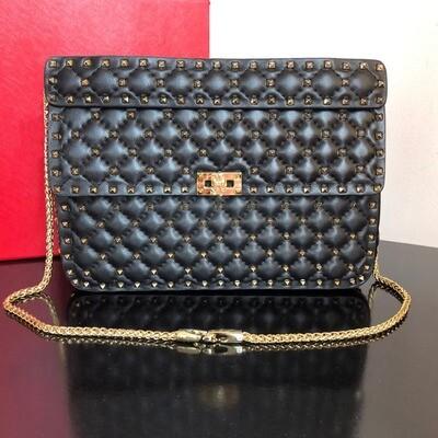 Women Bags Diamond-Chain-Bag Sheepskin 30cm Large Diagonal Portable High-Quality Luxury