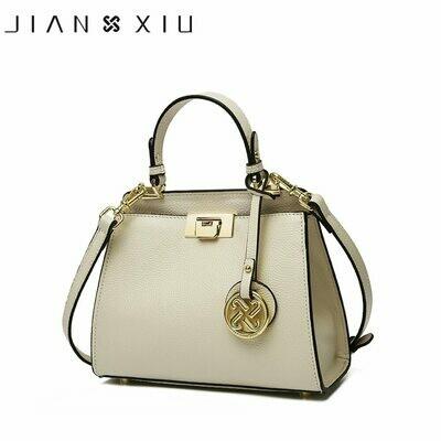 Bags Designer Tote Bolsa Genuine-Leather Feminina Women Tassen Sac Main Mujer