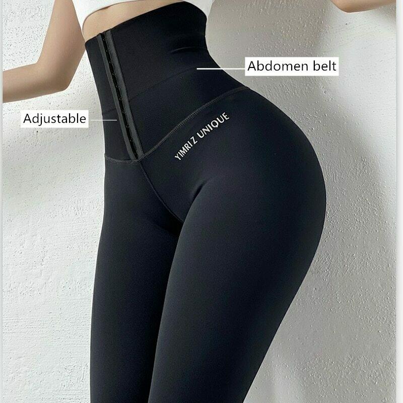 High Waist  Women Legging  Push Up Fitness Leggings Plus Size Body shaper Corset Slim High Elastic Leggings Sportswear Femme 3XL