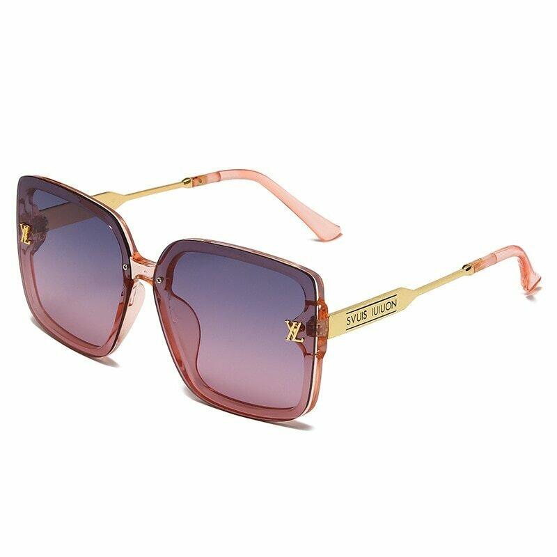 2020 Luxury Square Sunglasses Ladies Fashion Glasses Classic Brand Designer Retro Sun Glasses Women Sexy Eyewear Unisex Shades
