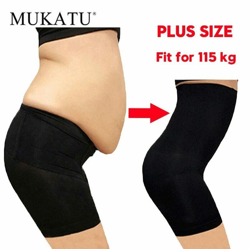 Butt Lifter Seamless Waist Trainer Corset Women High Waist Slimming Tummy Control Panties Shapewear Underwear Body Shaper Lady