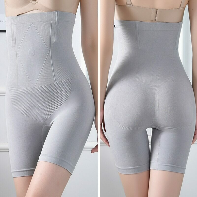 Butt Lifter Control Panties Seamless Women High Waist Trainer Slimming Lingerie Tummy Pant Shapewear Underwear Body Shaper 2020
