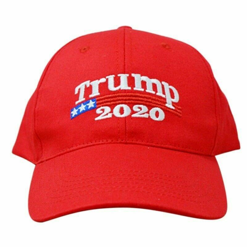 Donald Trump Hat 2020 Make America Great MAGA Cotton Sport Hat Caps Mens Baseball Cap for Women Female Hats for American
