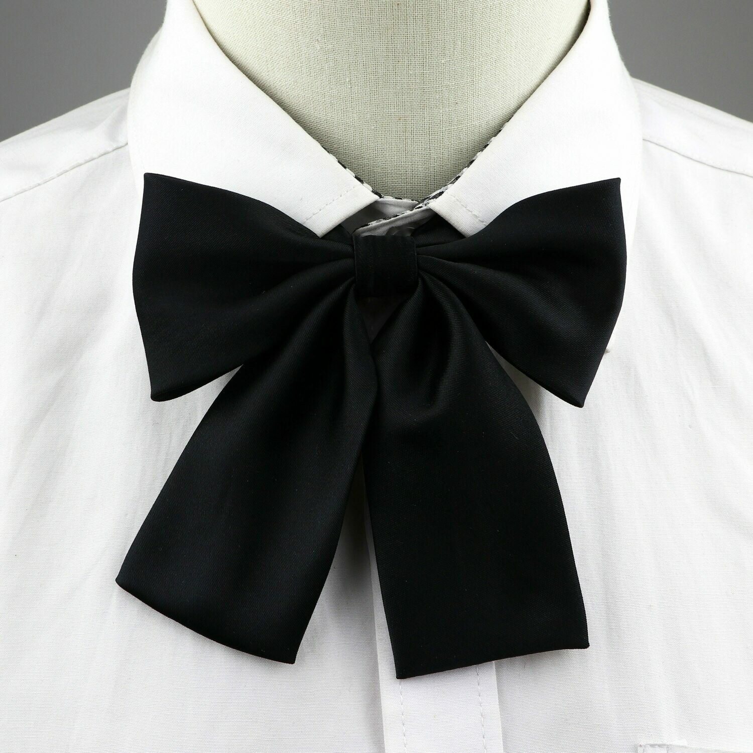 Colorful Women's Shirts Bowtie Ladies Girl School Wedding Party Bowknot Pink Bule Black Classic Butterfly Knot Suits Accessories