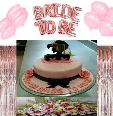 Sodere Bridal Shower Package  (Ethiopia Only)