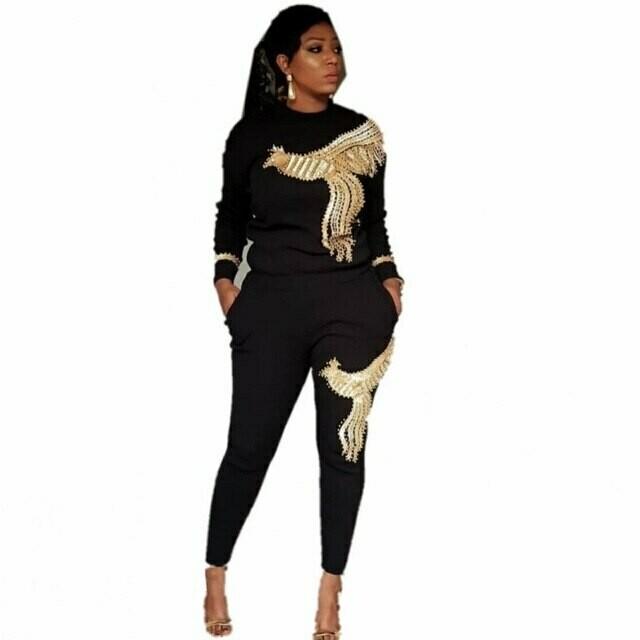 Ramadan Eid Mubarak Dubai Abaya Turkey Muslim Hijab Dress Set Two