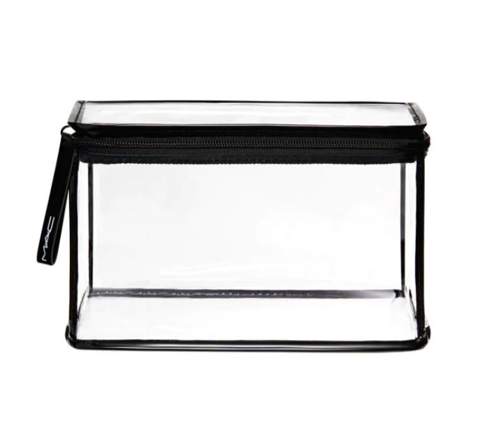 CLEARLY M·A·C / LARGE RECTANGLE BAG