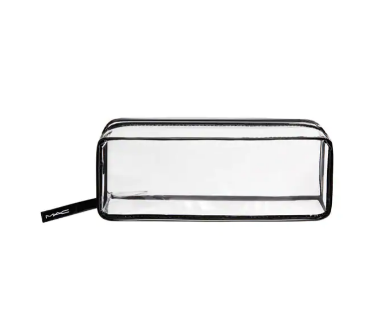 CLEARLY M·A·C / RECTANGLE BAG