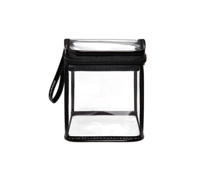 CLEARLY M·A·C / CUBE BAG