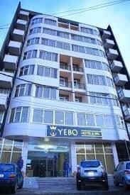 Yebo Hotel & Spa (የቦ ሆተል እና ስፓ)