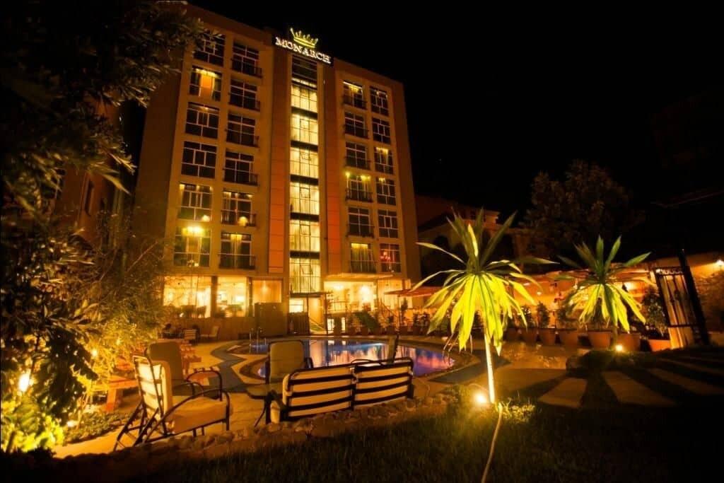 Pacific Hotel (ፓስፊክ ሆቴል)
