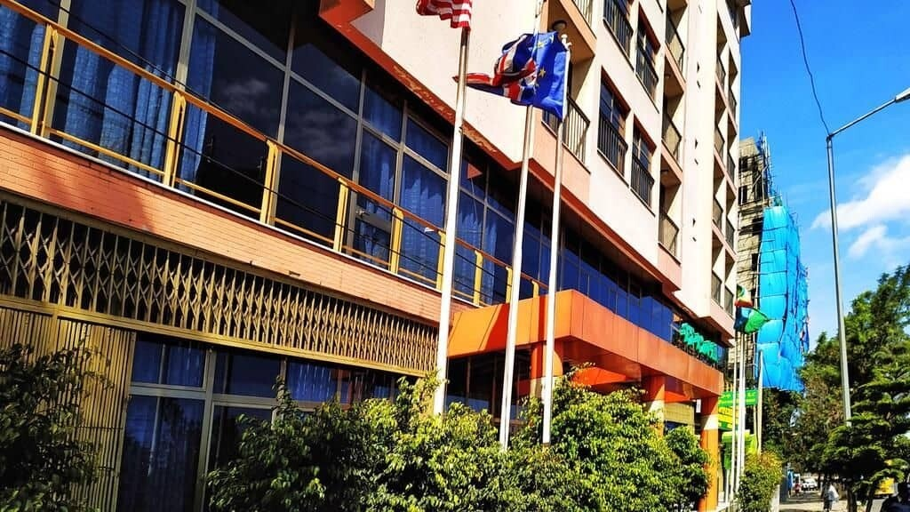 Top Ten Hotel Ethiopia (ቶፕ ቴን ሆቴል)