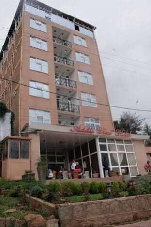 Addis View Hotel (ኢዲስ ቪው ሆቴል)