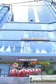Robuta Cofee (ሮቡታ ኮፊ)