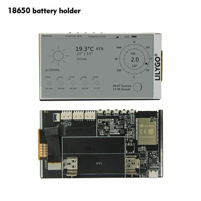 LILYGO T5 4.7 inch E paper ESP32 V3 version 16MB FLASH 8MB PSRAM