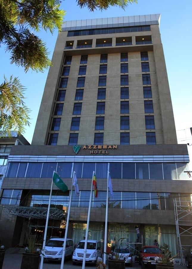 Azzeman Hotel አዝማን ሆቴል
