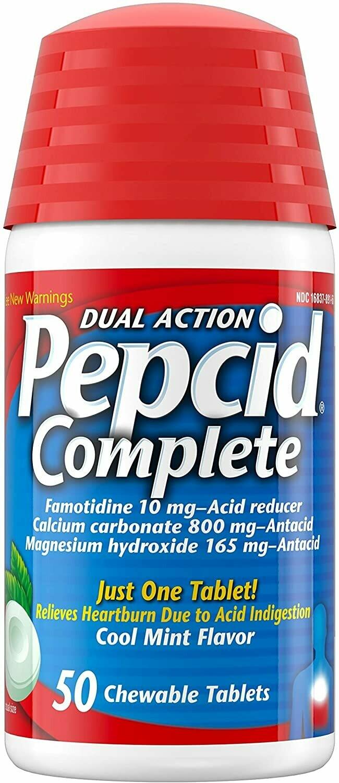 Pepcid ፔፕሲድ