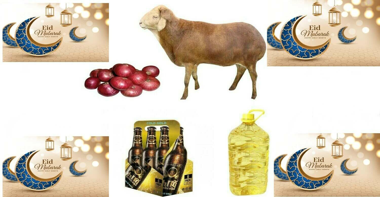 የኢድ አልፈጥር የበአል ጥቅል 2 Eid al-Fitr Holiday Package 2 (Ethiopia Only)