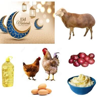 የኢድ አልፈጥር የበአል ጥቅል 8 Eid al-Fitr Holiday Package 8 (Ethiopia Only)