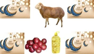 የኢድ አልፈጥር የበአል ጥቅል 6 Eid al-Fitr Holiday Package 6 (Ethiopia Only)
