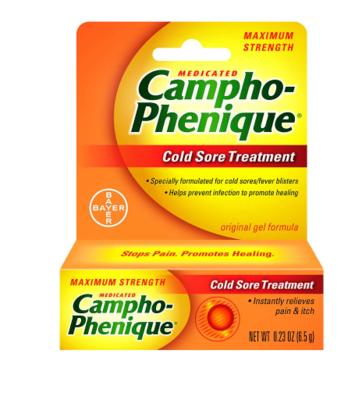 ካምፎ-ፌኒክ Campho-phenique