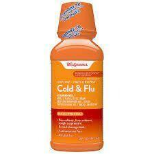 ደይ ታይም ነን ድሮሲ Daytime Non-Drowsy Cold & Flu