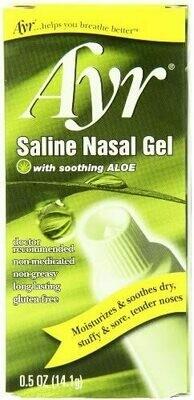 Ayr Saline Nasal Gel አይር ሳሊን ናሳል ጄል