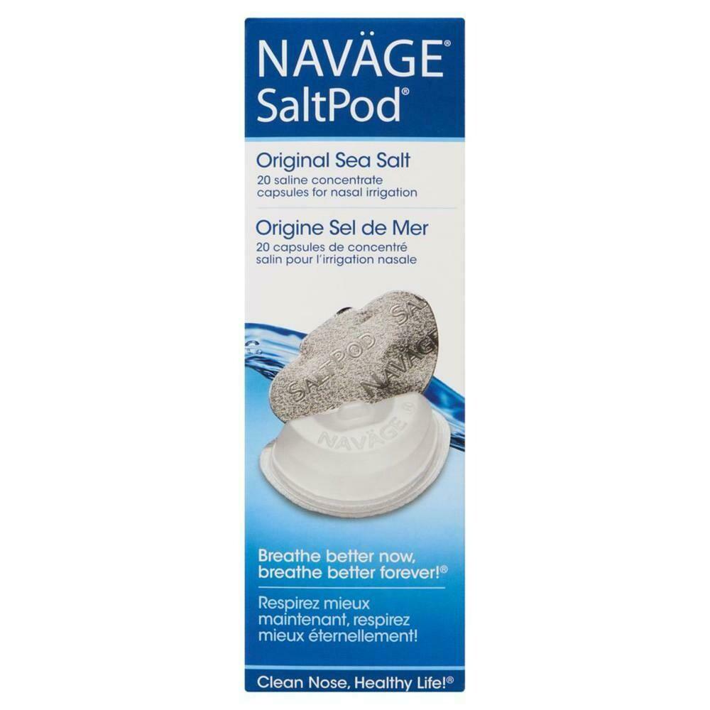 SaltPod ሳልትፖድ